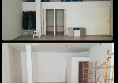 Antes y después II