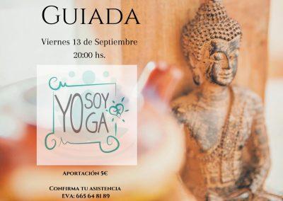 Meditación Guiada - 20/9 - 20:00 hs