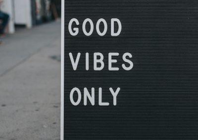 Solo Buena Vibra